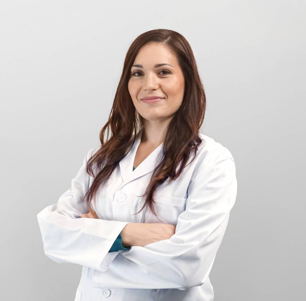 Dra. Ariadna Caparrós García