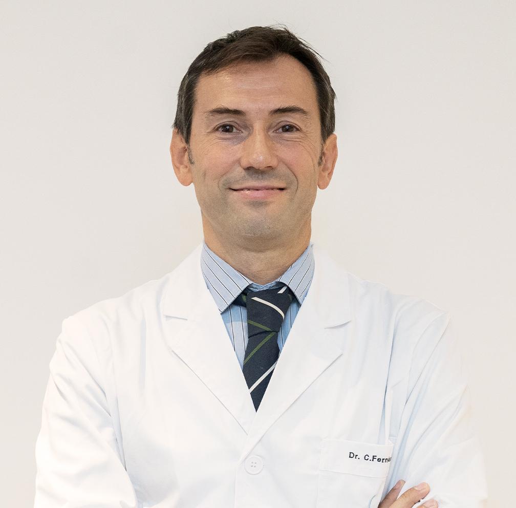 Dr. Carlos Fernández Carballal