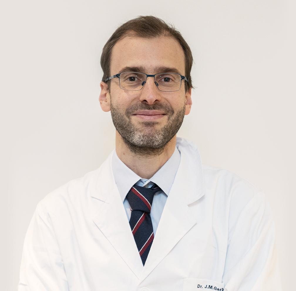 Dr. José Manuel Garbizu Vidorreta