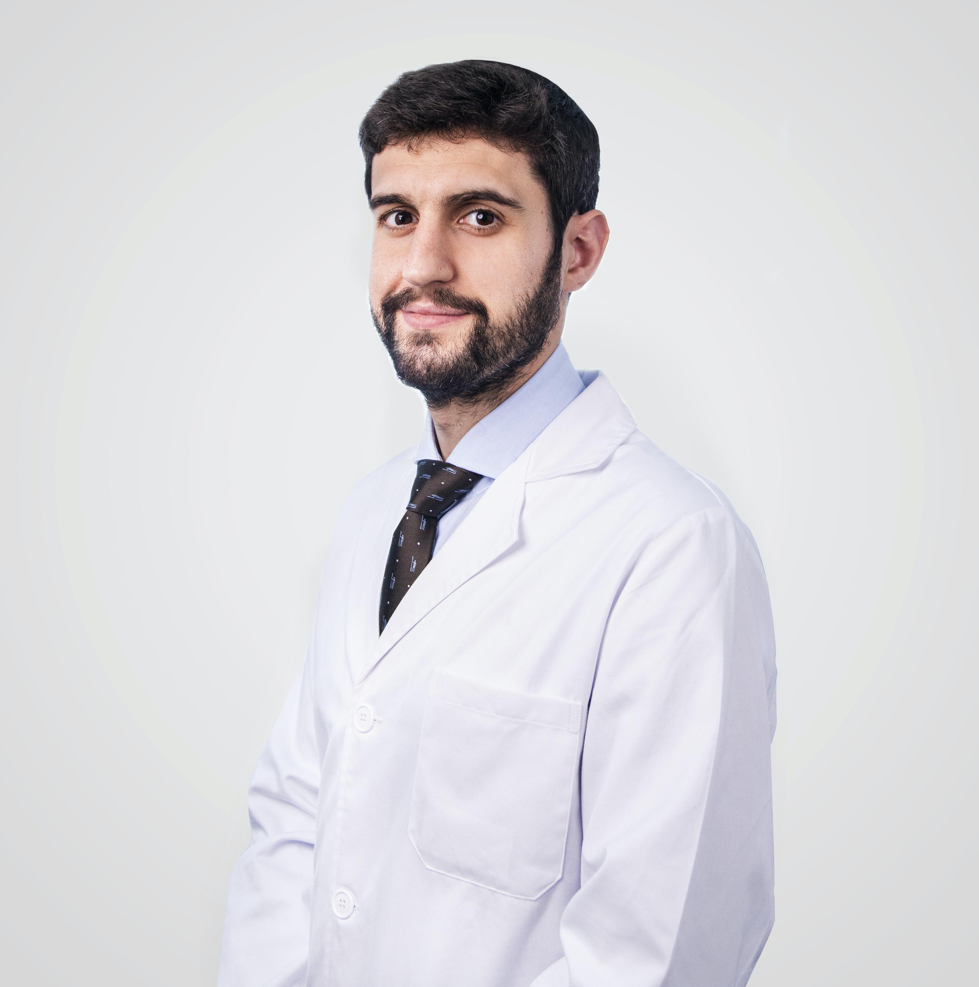 Dr. Jorge Tirado Caballero