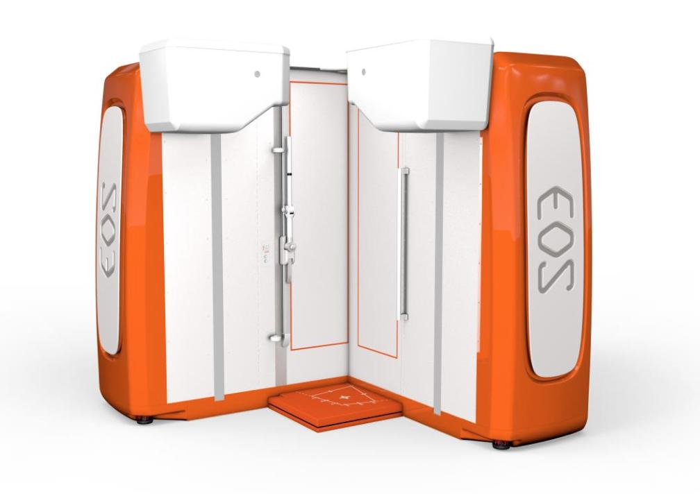 Escáner EOSedge para diagnóstico